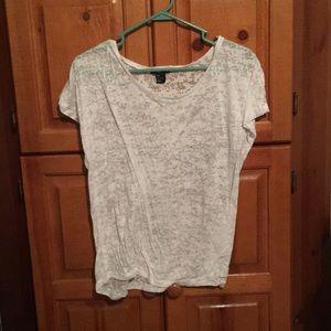 white see through t shirt